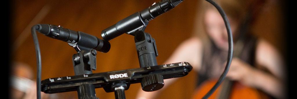 microfonazione stereo rode
