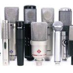 Microfoni: Classificazione