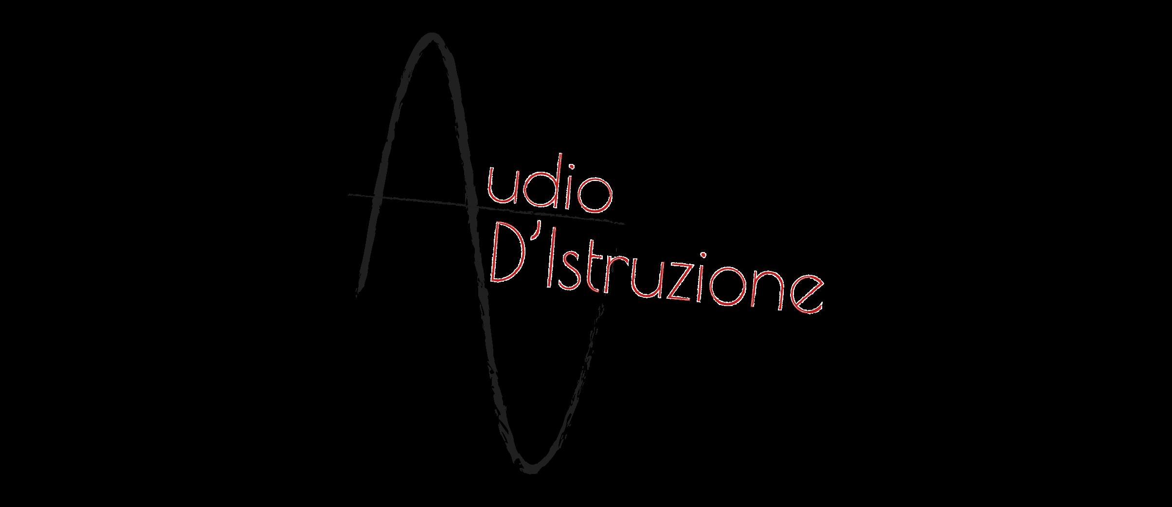 Audio D'Istruzione