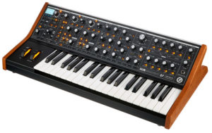 Synth moog