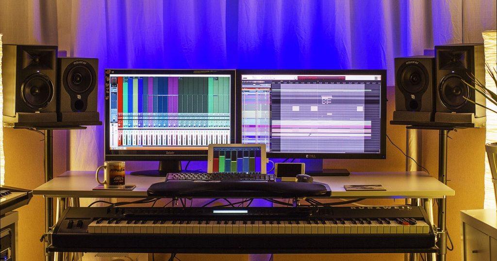 daw all-in-one studio