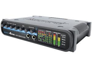 scheda audio all-in-one studio