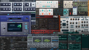 vst plug ins all-in-one studio